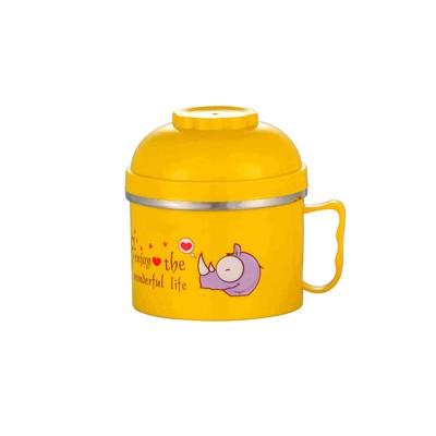 泡面杯  黄色