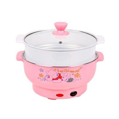 节能环保防烫锅(带格)