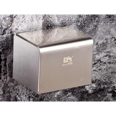 AK17方 304拉丝 不锈钢304两用纸盒