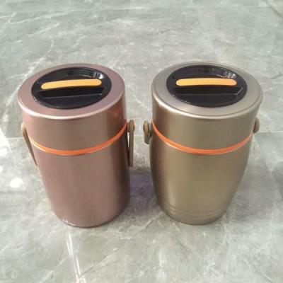 1.9L真空保温防溢不锈钢提锅