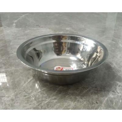 生中利不锈钢汤盆,0.4无磁汤盆