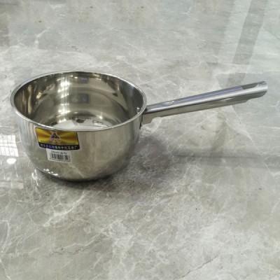 特厚U型无磁短柄水勺14cm-20cm