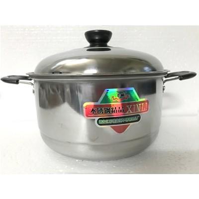 塑料柄汤锅 2