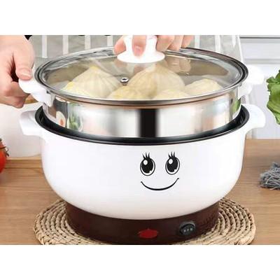 不锈钢多功能电煮锅