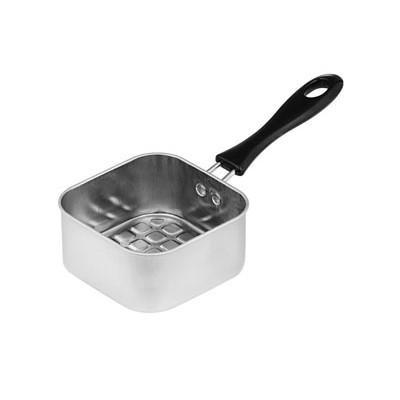 不锈钢方型奶锅