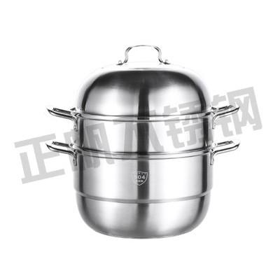 304不锈钢蒸锅