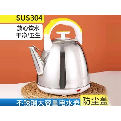SUS304不锈钢大容量电热水壶