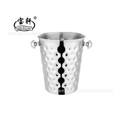 酒店·酒吧专用不锈钢香槟桶