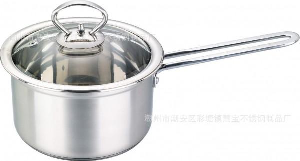 不锈钢(钢耳·电母耳)欧式汤锅规格16 18 20 22 24cm 3