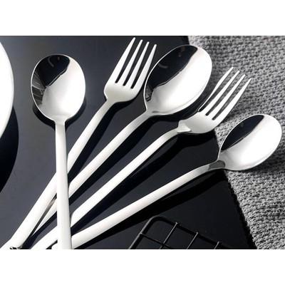 不锈钢餐具五件套3