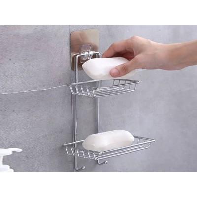 不锈钢卫浴置物架