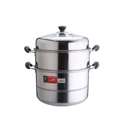 不锈钢蒸锅 1