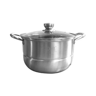 不锈钢汤锅 2