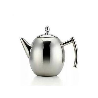 不锈钢玲珑壶