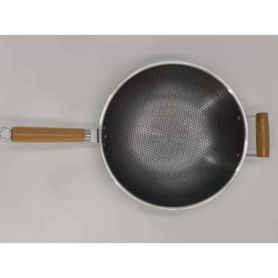 不锈钢炒锅 4