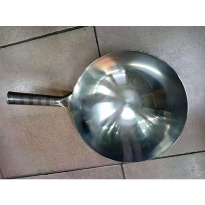 不锈钢炒锅 6