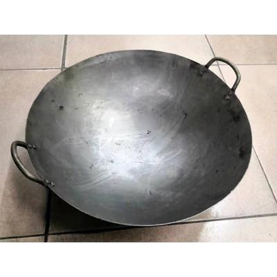 不锈钢炒锅 7